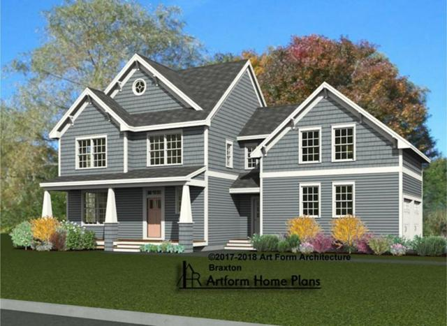 34 Elm St, Lot 1, Acton, MA 01720 (MLS #72392020) :: Anytime Realty