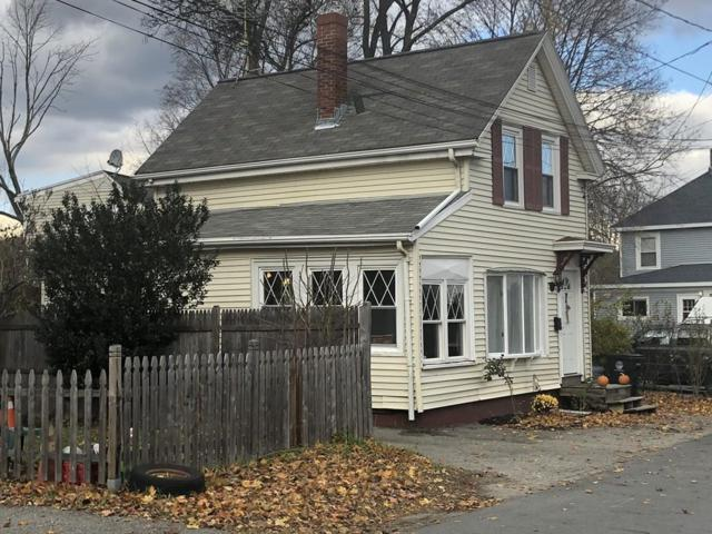 1 Cole Ave, Haverhill, MA 01835 (MLS #72405564) :: Trust Realty One