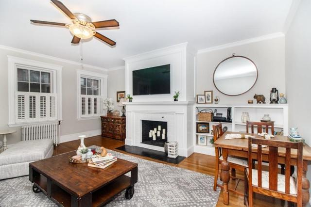 250 Commonwealth Ave #12, Boston, MA 02116 (MLS #72425827) :: ERA Russell Realty Group