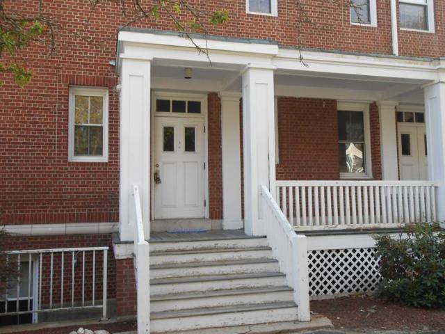 60 Buttonwood Avenue #103, Haverhill, MA 01830 (MLS #72453976) :: Apple Country Team of Keller Williams Realty