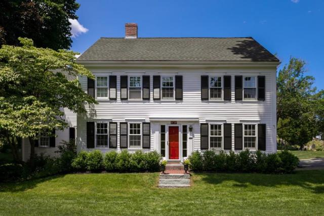 10 Joy Place, Cohasset, MA 02025 (MLS #72486721) :: Kinlin Grover Real Estate