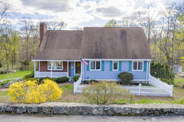 207 S Main Street, Cohasset, MA 02025 (MLS #72488948) :: The Russell Realty Group
