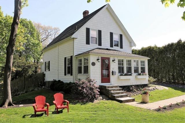 67 Canterbury St., Hingham, MA 02043 (MLS #72501325) :: The Russell Realty Group