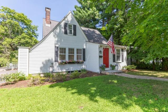 8 Mellon Rd, Wellesley, MA 02482 (MLS #72521290) :: Westcott Properties