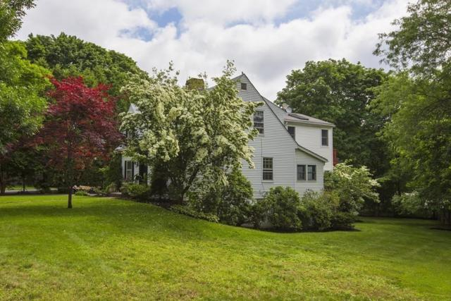 252 Jackson St, Newton, MA 02459 (MLS #72525829) :: Kinlin Grover Real Estate