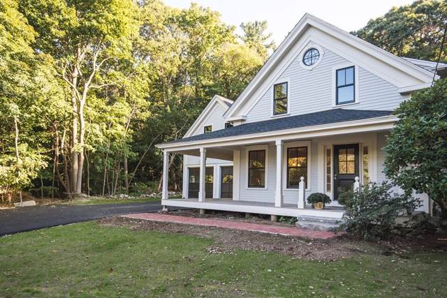717 Country Way, Scituate, MA 02066 (MLS #72531783) :: Exit Realty