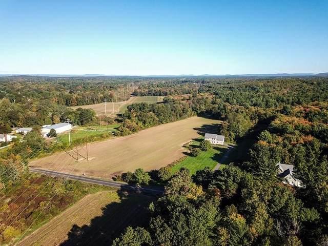 45 Stafford Road, Somers, CT 07071 (MLS #72588828) :: Westcott Properties