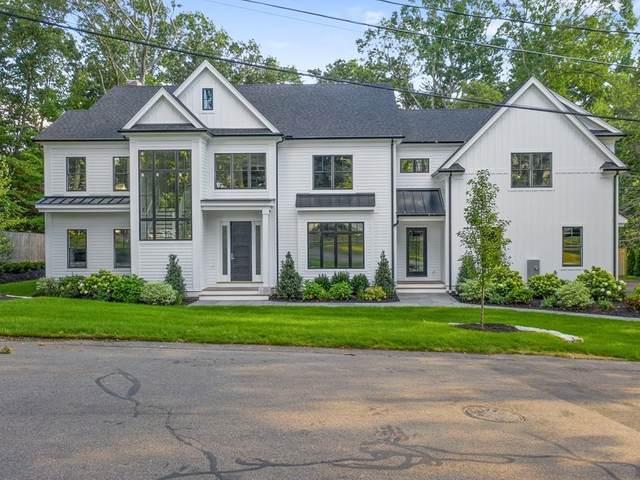 50 Woodridge Rd, Wellesley, MA 02482 (MLS #72592940) :: Exit Realty