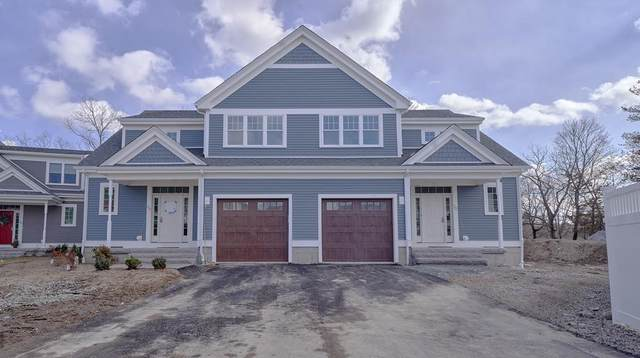 50 Sunset Way #50, Medfield, MA 02052 (MLS #72605436) :: Trust Realty One