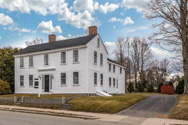 228 Main Street, Groton, MA 01450 (MLS #72631925) :: DNA Realty Group