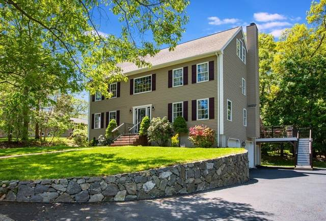 14 Kenneth Rd, Reading, MA 01867 (MLS #72634867) :: The Duffy Home Selling Team