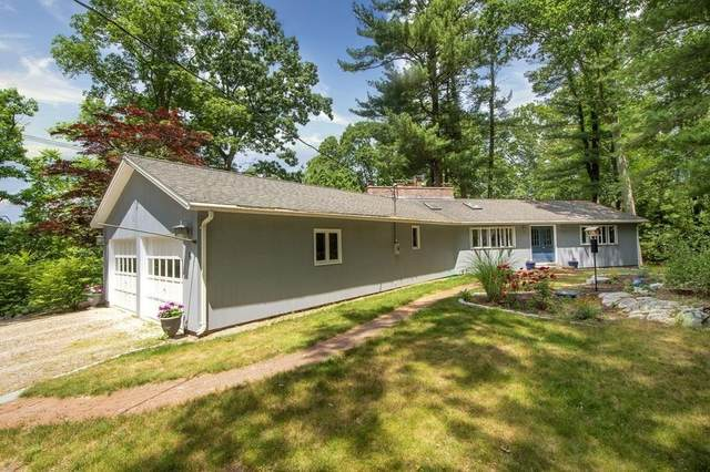 6 Bound Brook Ln, Cohasset, MA 02025 (MLS #72637368) :: Parrott Realty Group