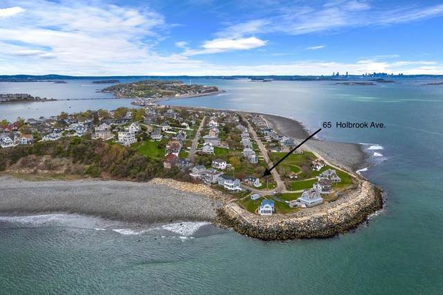 65 Holbrook Ave, Hull, MA 02045 (MLS #72649256) :: The Gillach Group