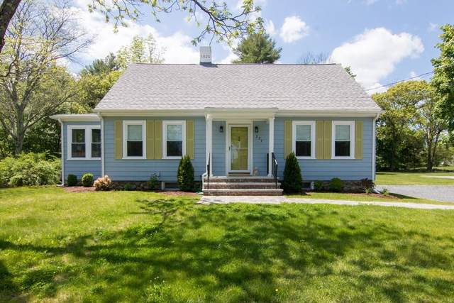 337 Fisher St, Walpole, MA 02081 (MLS #72659346) :: Exit Realty