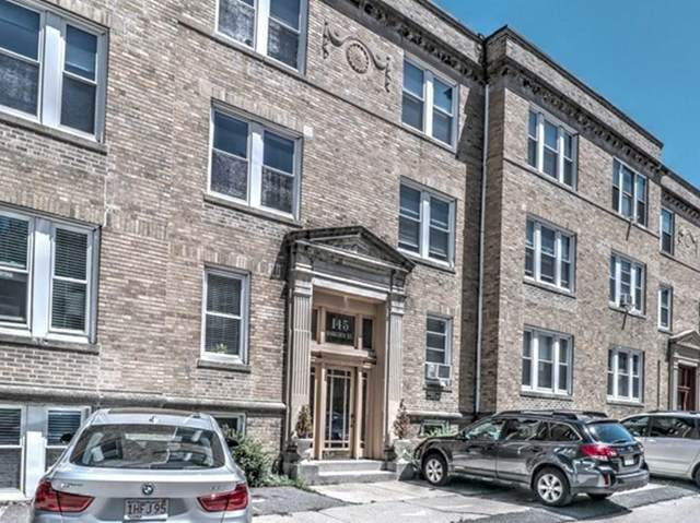 145 Babcock St #4, Brookline, MA 02446 (MLS #72674941) :: The Gillach Group