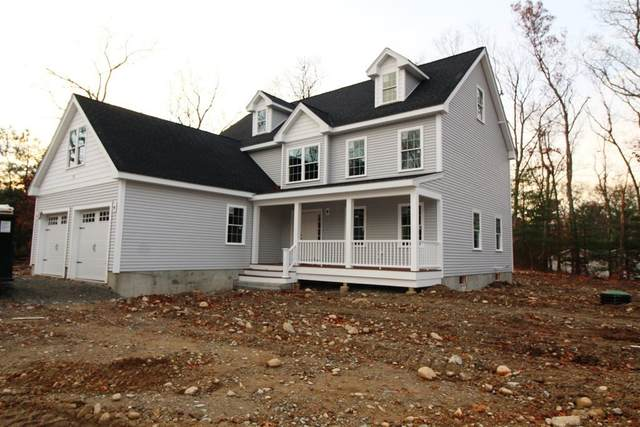 28 Smith St. Lot 9A, Rehoboth, MA 02769 (MLS #72688138) :: RE/MAX Vantage