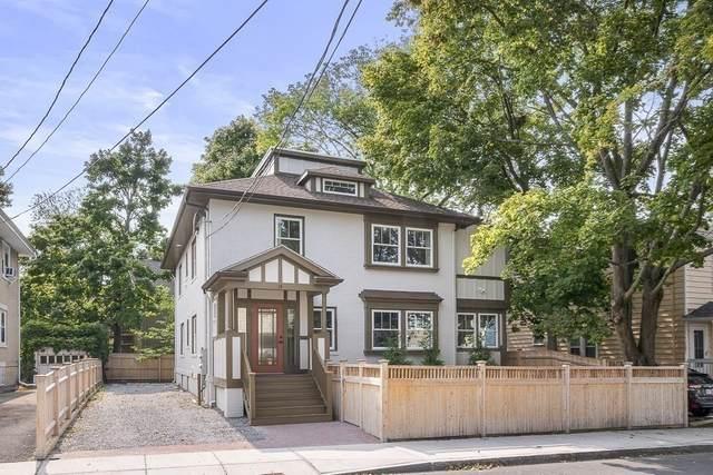 48 Saville, Cambridge, MA 02138 (MLS #72693545) :: Kinlin Grover Real Estate