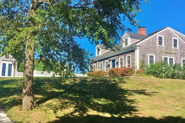 467 Stony Hill Rd, Chatham, MA 02650 (MLS #72702724) :: DNA Realty Group
