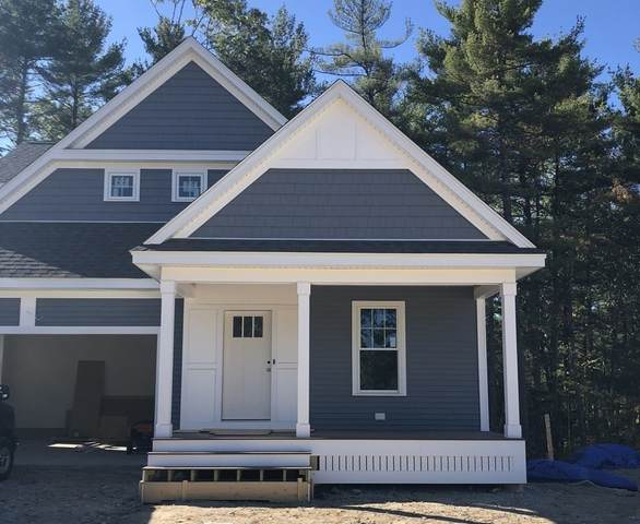 23 Carlisle Rd #8, Westford, MA 01886 (MLS #72707201) :: RE/MAX Unlimited