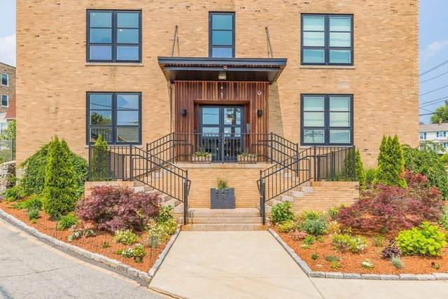 1 Saint Clare Rd #17, Medford, MA 02155 (MLS #72718749) :: Boylston Realty Group