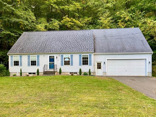 21 Pantry Rd, Hatfield, MA 01088 (MLS #72722665) :: Westcott Properties