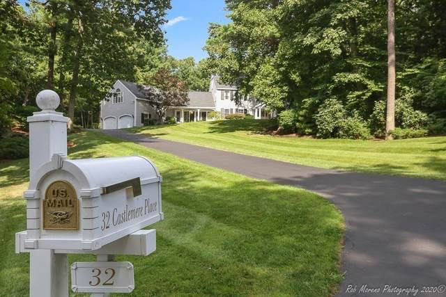 32 Castlemere Place, North Andover, MA 01845 (MLS #72725881) :: Exit Realty