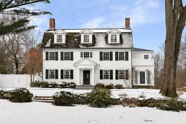 316 Johnson Street, North Andover, MA 01845 (MLS #72731866) :: Cosmopolitan Real Estate Inc.
