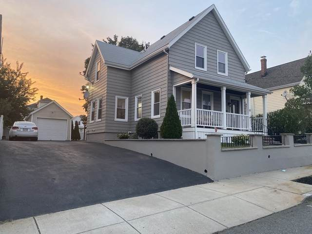 32- Florence Street, Everett, MA 02149 (MLS #72732223) :: EXIT Cape Realty
