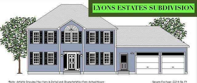 Lot 3 Truman Drive, Dudley, MA 01571 (MLS #72743314) :: DNA Realty Group