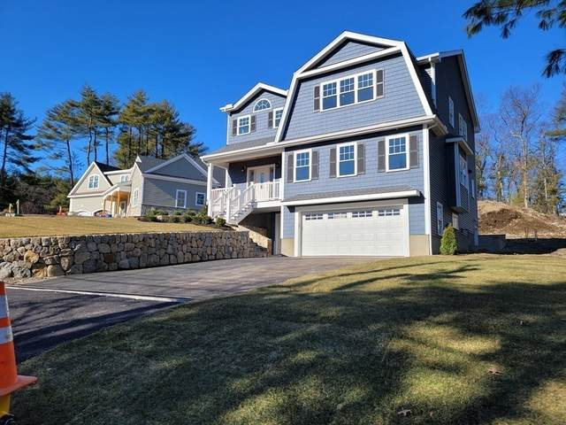 133 Worcester Lane, Waltham, MA 02453 (MLS #72743356) :: Exit Realty