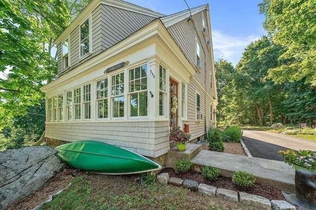 358 Beechwood St, Cohasset, MA 02025 (MLS #72747595) :: Kinlin Grover Real Estate