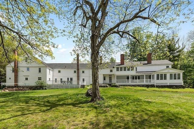 49 Gregory Hill Rd., Princeton, MA 01541 (MLS #72769526) :: The Duffy Home Selling Team