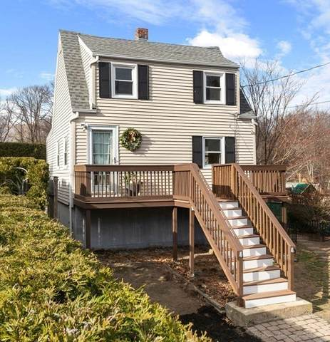84 Windsor Ave, Swampscott, MA 01907 (MLS #72770445) :: DNA Realty Group