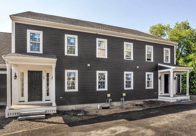 20 Damon Farm Way #20, Norwell, MA 02061 (MLS #72781064) :: Kinlin Grover Real Estate