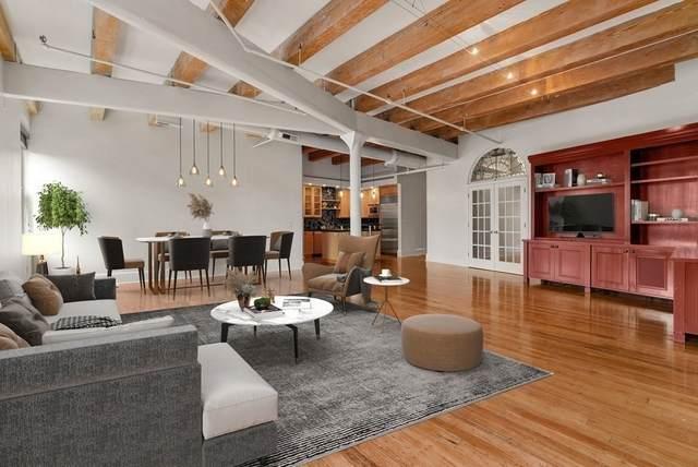 150 Lincoln St 5-B, Boston, MA 02111 (MLS #72793291) :: Maloney Properties Real Estate Brokerage