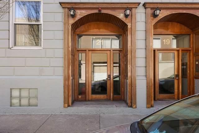 21 Aberdeen St D, Boston, MA 02215 (MLS #72798278) :: Spectrum Real Estate Consultants