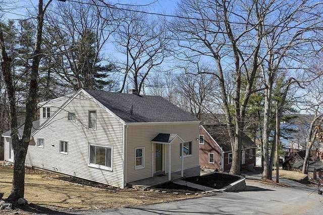 2 Merrimac Ave, Merrimac, MA 01860 (MLS #72803640) :: Chart House Realtors