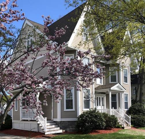 40 Chestnut St #3, Andover, MA 01810 (MLS #72829240) :: Trust Realty One