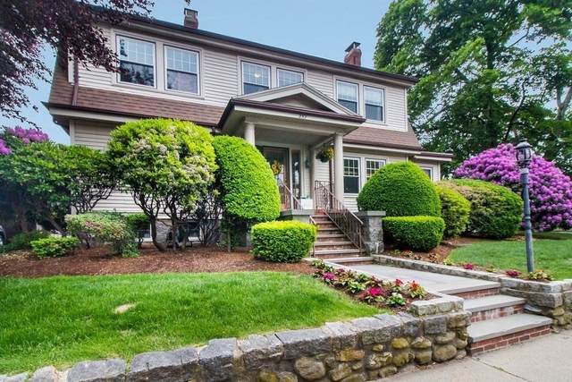 257 Edge Hill Rd, Milton, MA 02186 (MLS #72833734) :: Dot Collection at Access