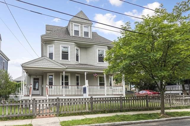 36 Milwood St, Boston, MA 02124 (MLS #72841585) :: Dot Collection at Access