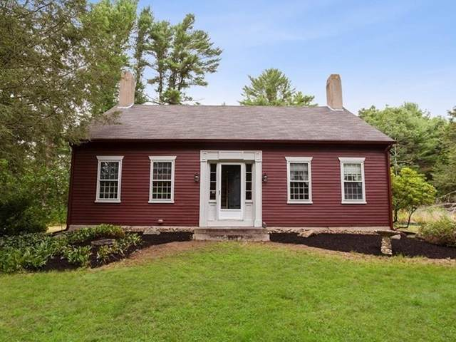 18 Pierce Ave, Lakeville, MA 02347 (MLS #72872278) :: Rose Homes | LAER Realty Partners