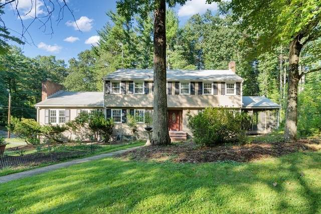 491 Hayward Mill Rd, Concord, MA 01742 (MLS #72889554) :: The Smart Home Buying Team