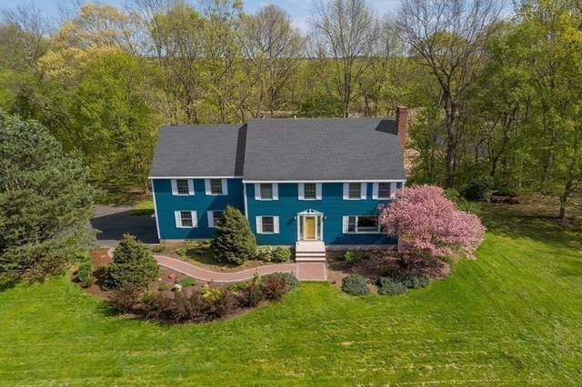 4 Great Meadow, Newbury, MA 01922 (MLS #72899650) :: The Smart Home Buying Team