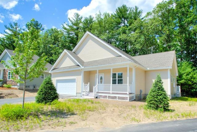 18 Ashley Lane #44, Methuen, MA 01844 (MLS #72085800) :: Westcott Properties