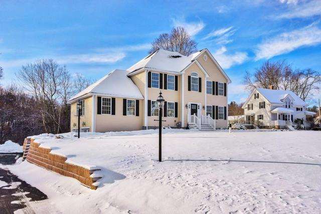 5 Emma Rose Circle Lot 6, Haverhill, MA 01832 (MLS #72161326) :: Goodrich Residential
