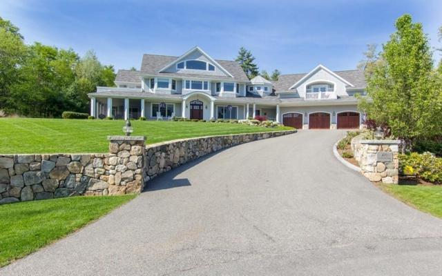 60 Turners Way, Norwell, MA 02061 (MLS #72167788) :: Goodrich Residential