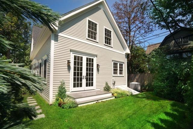 197 Babcock St #197, Brookline, MA 02446 (MLS #72221415) :: Goodrich Residential