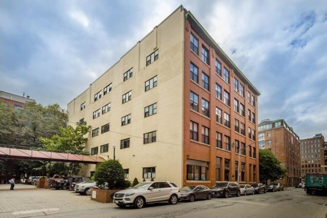 15 Sleeper St. #203, Boston, MA 02210 (MLS #72227893) :: Goodrich Residential