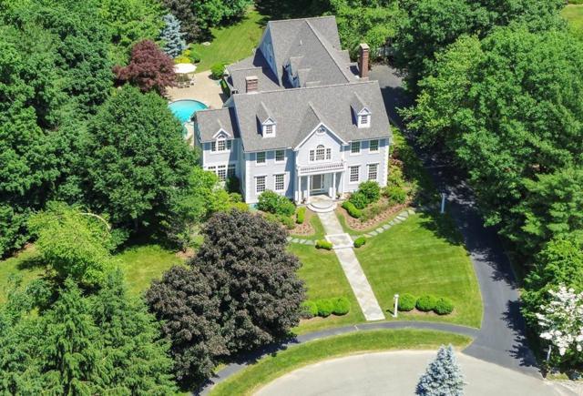 12 Davenport Road, Weston, MA 02493 (MLS #72306468) :: Apple Country Team of Keller Williams Realty