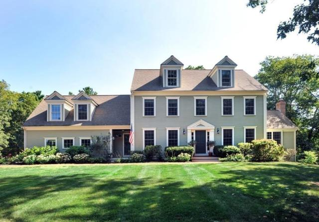 11 Powers Ln, Cohasset, MA 02025 (MLS #72389595) :: Welchman Real Estate Group | Keller Williams Luxury International Division